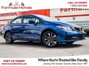 Used 2014 Honda Civic Sedan EX | HEATED SEATS | SUNROOF - FORMULA HONDA for sale in Scarborough, ON
