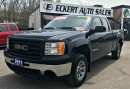 Used 2011 GMC Sierra 1500 Extended Cab 4x4 for sale in Barrie, ON