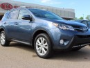 Used 2013 Toyota RAV4 LIMITED AWD, SUNROOF, BACKUP CAM, HEATED SEATS, LEATHER for sale in Edmonton, AB