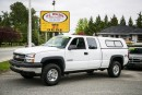 Used 2007 Chevrolet Silverado 2500 6.0L Extended Cab, Shortbox, 4x4, Low Km's! for sale in Surrey, BC