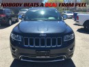 Used 2014 Jeep Grand Cherokee Limited**LOADED**NAVIGATION** for sale in Mississauga, ON