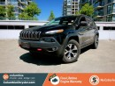 Used 2016 Jeep Cherokee Trailhawk for sale in Richmond, BC