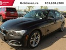 Used 2016 BMW 320 AWD, Leather, Sunroof for sale in Edmonton, AB
