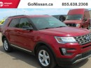 Used 2016 Ford Explorer 4WD, Back Up Camera, Leather for sale in Edmonton, AB