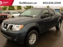 Used 2016 Nissan Frontier Automatic, 4x4, Satellite Radio for sale in Edmonton, AB