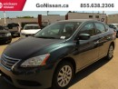 Used 2014 Nissan Sentra 1.8 S 4dr Sedan for sale in Edmonton, AB