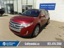 Used 2013 Ford Edge Leather/Moonroof/Back up Cam for sale in Edmonton, AB