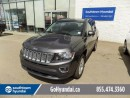 Used 2016 Jeep Compass HIGH ALTITUDE/Leather/Sunroof for sale in Edmonton, AB