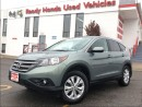 Used 2012 Honda CR-V EX - Sunroof - Alloys - Rear Camera for sale in Mississauga, ON