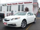 Used 2013 Acura TL w/Tech Pkg - Navigation - Leather for sale in Mississauga, ON
