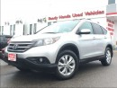 Used 2013 Honda CR-V EX - Sunroof - Rear Camera - Roof Rack for sale in Mississauga, ON