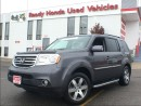 Used 2015 Honda Pilot Touring - Navigation - Leather - DVD for sale in Mississauga, ON