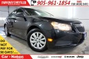 Used 2011 Chevrolet Cruze PRE-CONSTRUCTION SALE| LS| 6-SPD M/T| 10 AIRBAGS| for sale in Mississauga, ON