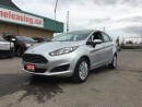 Used 2014 Ford Fiesta $84.07 BI WEEKLY! $0 DOWN! CERTIFIED! AUTOMATIC! BLUETOOTH! HEATED SEATS! for sale in Bolton, ON