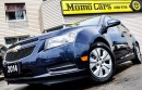 Used 2014 Chevrolet Cruze 1LT/LT! USB/AuxIn+Bluetooth! ONLY $108/bi-weekly! for sale in St Catharines, ON