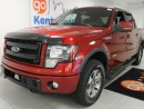 Used 2014 Ford F-150 FX4 3.5L V6 ecoboost in a flashy beautiful red for sale in Edmonton, AB
