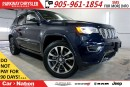 Used 2017 Jeep Grand Cherokee PRE-CONSTRUCTION SALE| OVERLAND| FULLY LOADED| for sale in Mississauga, ON