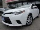 Used 2014 Toyota Corolla LE for sale in Scarborough, ON