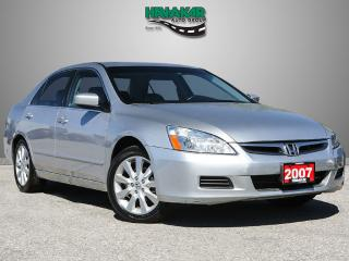 Used 2007 Honda Accord EX V6 for sale in North York, ON
