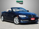 Used 2013 BMW 328 Cabrio  Navigation Low KMS for sale in North York, ON