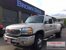 Used 2007 GMC Sierra 3500 SLE, LOCAL, ACCIDENT FREE for sale in Surrey, BC