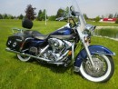 Used 2006 Harley-Davidson ROAD KING FLHRCI Road King Classic for sale in Blenheim, ON