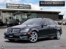Used 2013 Mercedes-Benz C350 C350 4MATIC AMG PKG - NAV|BLIND SPOT|CAM|PANO for sale in Scarborough, ON