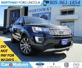 Used 2017 Ford Explorer Platinum | LOADED | DVD | NAV | LEATHER | for sale in Brantford, ON