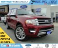 Used 2017 Ford Expedition Max Platinum | 3RD ROW | NAV | LEATHER | for sale in Brantford, ON