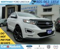 Used 2015 Ford Edge Sport | NAV | LEATHER | PANO ROOF | REMOTE START for sale in Brantford, ON