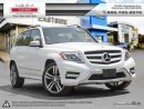 Used 2015 Mercedes-Benz GLK350 NAVI! PANO. ROOF! LOW KM for sale in Markham, ON