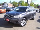 Used 2009 Toyota Highlander Fog Lights,Key less,Alloys,Roof Rack for sale in Kitchener, ON
