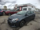 Used 2014 Toyota Corolla S+ Tech Pkg w/ Navigation, Leather, Moonroof for sale in Etobicoke, ON