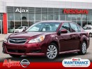 Used 2011 Subaru Legacy 2.5 i Limited Package*One Owner*Navigation for sale in Ajax, ON