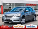 Used 2013 Nissan Sentra 1.8 S*Ajax Nissan Original*Accident Free for sale in Ajax, ON