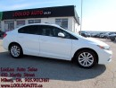 Used 2012 Honda Civic EX-L Navigation Sunroof Certified 2YR Warranty for sale in Milton, ON