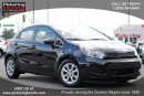 Used 2014 Kia Rio LX POWER PACKAGE BLUETOOTH for sale in Pickering, ON