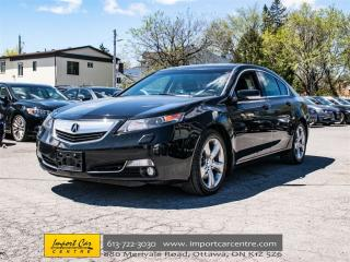 Used 2013 Acura TL w/Tech Pkg for sale in Ottawa, ON