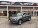 Used 2014 Volkswagen Tiguan COMFORTLINE AUTO AWD LEATHER PANORAMIC ROOF 107K for sale in North York, ON