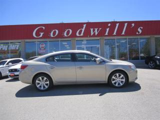 Used 2011 Buick LaCrosse CXL! BLUETOOTH! for sale in Aylmer, ON