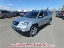 Used 2012 GMC Acadia SLE 4D Utility FWD 3.6L for sale in Calgary, AB