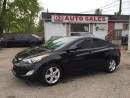 Used 2013 Hyundai Elantra Low Km/Sunroof/Bluetooth/Heated Seats/Certified for sale in Scarborough, ON
