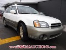 Used 2000 Subaru OUTBACK LIMITED 4D WAGON for sale in Calgary, AB