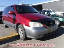 Used 2003 Kia SEDONA EX 4D WAGON for sale in Calgary, AB