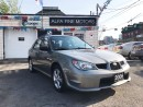 Used 2006 Subaru Impreza AWD/AUTO/ALLOYS ((CERTIFIED)) for sale in Hamilton, ON