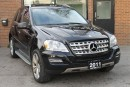Used 2011 Mercedes-Benz ML 350 ML350 BlueTEC 4Matic *NO ACCIDENTS, NAVI, CAM* for sale in Scarborough, ON