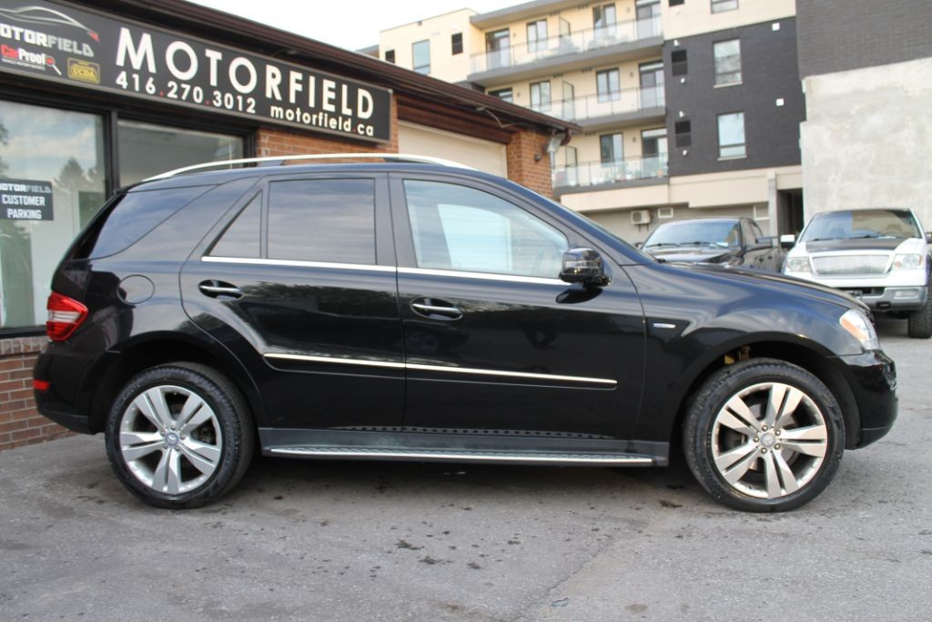 Used 2011 mercedes benz ml 350 ml350 bluetec 4matic no for Mercedes benz scarborough