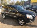 Used 2009 Kia Sportage LX-Convenience/AWD/5SP/LOADED/ALLOYS for sale in Pickering, ON