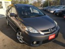 Used 2007 Mazda MAZDA5 GT/LEATHER/ROOF/6PASS/LOADED/ALLOYS for sale in Pickering, ON
