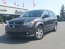 Used 2016 Dodge Grand Caravan Crew Plus Model - Leather - Power Door Group - Bac for sale in Belleville, ON